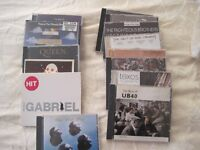 Various Artist CD's. Listed L-W