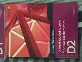 Maths books, education books for Alevels/ level 3
