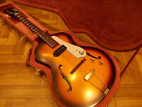 Epiphone Inspiried By 1966 Century New Gibson ES-125 Design With Hard Case