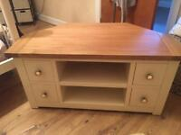 TV CABINET (DUNELM) -free delivery