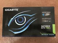 Gigabyte GTX 780Ti / 780 Ti Windforce 3GB GHz Edition