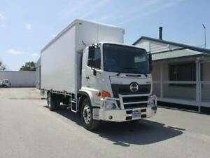 2019 Hino FG Curtainsider, Stock 1253 Kenwick Gosnells Area Preview
