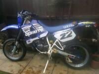 Yamaha DT 125cc 1988