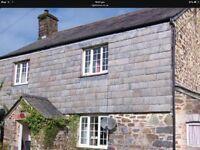 House offered - 3 beds, 1 e/s, 2 reception rooms, kitchen diner, garden, oil c/h, rural hamlet,