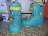 Head Team BOA snowboard boots (7.5)