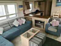 Stunning Static Caravan for sale (not Lodge), Stunning 12mth Holiday Park -Views over Morecambe Bay