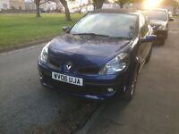 Newer shape Renault Clio