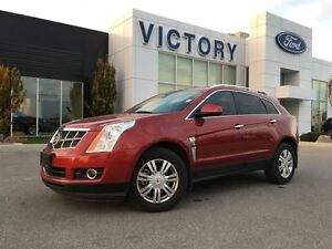 2012 Cadillac SRX Luxury, Panoramic roof, Accident free, Power L