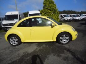 2005 Volkswagen Beetle MOT to 25/08/18