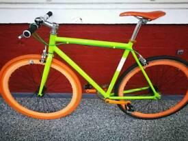 54cm Single Speed Bike Serviced + Receipt & ID