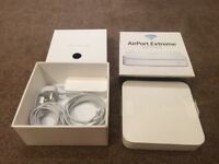 Apple AirPort Extreme - Model: A1408 - MD031B/A - 5th gen wireless router - in original packaging