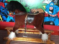 Lovely Traditional Rocking Horse by MJMark