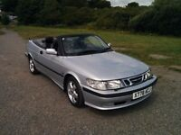 Saab 9-3 SE Turbo Convertible