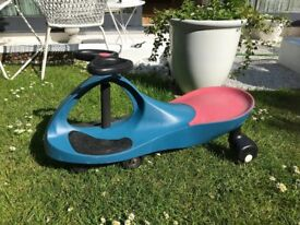 Kids Wiggle Car