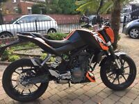 2015 KTM DUKE 125 -AND 2015 YAMAHA MT125-FINANCE AVAILABLE TOP OF THE RANGE 125S AT KICKSTART