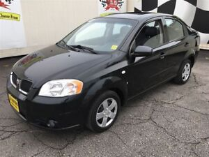 2008 Pontiac WAVE SE, Automatic, Sunroof,