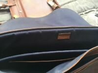 Ladies leather laptop / briefcase
