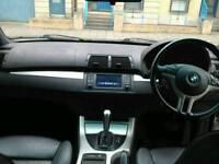 Bmw X5 3.0d Automatic diesel sport tax MOT and insured