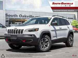 2019 Jeep New Cherokee Trailhawk | 0% UP TO 72 MONTHS OAC