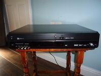 Panasonic DIGA DMR-EZ49V DVD VCR Freeview Recorder 1080p Black