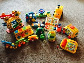 Baby / toddler toy collection