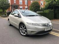 2007/57 REG HONDA CIVIC 2.2 EX I CDTI ** TOP SPEC + CHEAPEST CAR IN THE UK** £1995