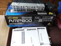 Behringer AMP800 Headphone amp