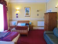 2-3 MONTH SPACIOUS ROOM LETS WITH EN-SUITE - ALL BILLS INCLUDED - MAYFIELD GARDENS - EH9 2AX
