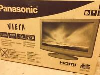 Panasonic flatscreen tv