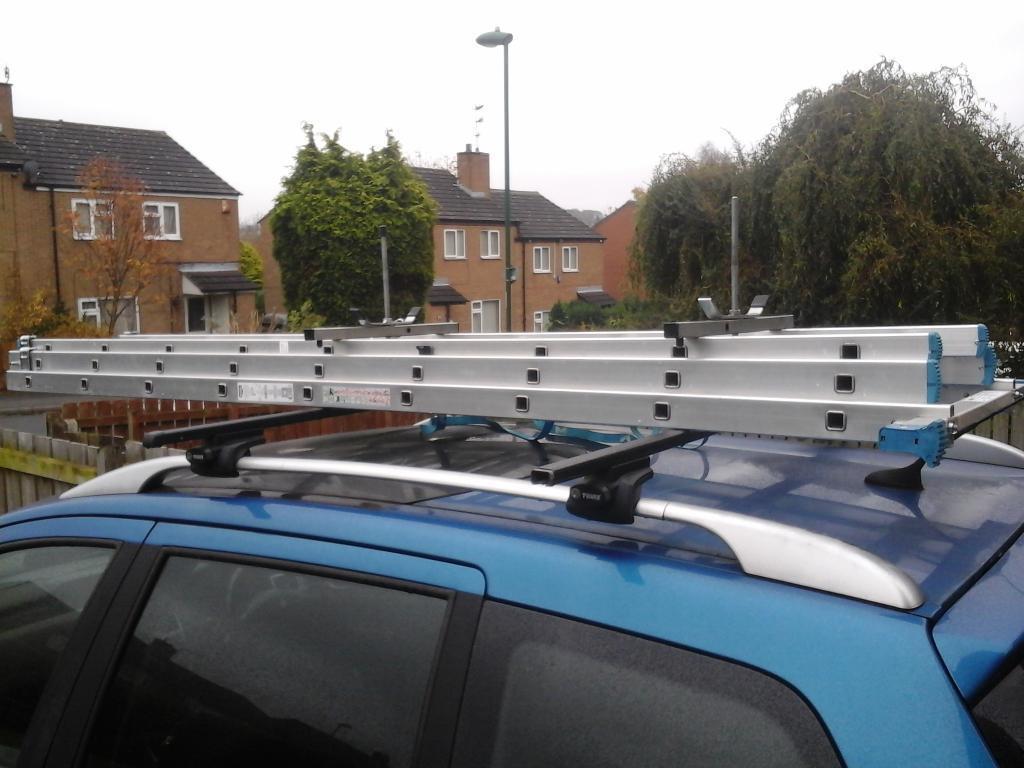 Macallister extension ladders