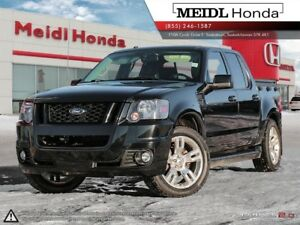 2009 Ford Explorer Sport Trac Adrenalin Navi PST Paid *New Tires