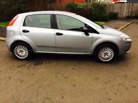 LONG MOT+GRANDE PUNTO 1.2 ACTIVE 5 DOOR+