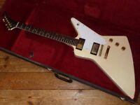 Gibson Explorer 1978 alpine white