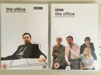 The office seasons 1 & 2