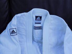 martial arts white gee addidas make