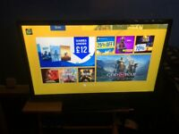 PS4 slim 500GB and games
