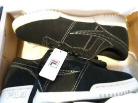 Fila trainers size7.5UK New