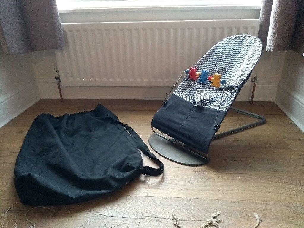 fe3e02fa570 Baby Bjorn balance bouncer chair