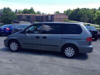 2001 Honda Odyssey LX AS traded special