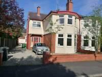 Semi detached House to rent Preston Fulwood