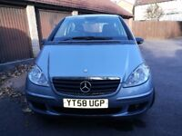 Mercedes A150 - 1.5lt petrol - Classic SE - 3 door - Manual - Lovely condition, well looked after