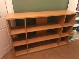 John Lewis shelves/storage unit