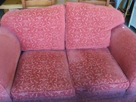 Laura Ashley comfy sofa in , poss delivery