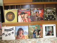 classical easy listening lps
