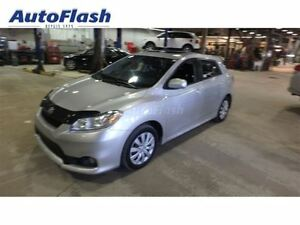 2011 Toyota Matrix 'S' Sport 1.8L * Full * Toit-ouvrant/Sunroof