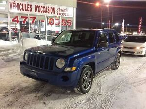 2009 Jeep Patriot Sport/North, Traction intégrale