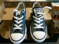 Kids Converse All Stars Trainers