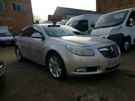 2009 Vauxhall Insignia 2.0 Exclusiv CDTI Automatic - 130 BHP - 12 Months Mot - 3 Months Warranty