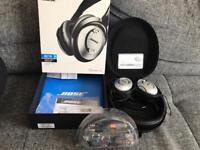 Bose QuietComfort 15 , Bose Headphones , acoustic noise cancelling