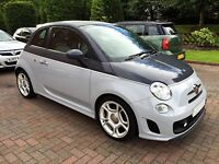 Abarth 500C 1.4 T-Jet 500 MTA 2dr Auto -Convertible - Leather